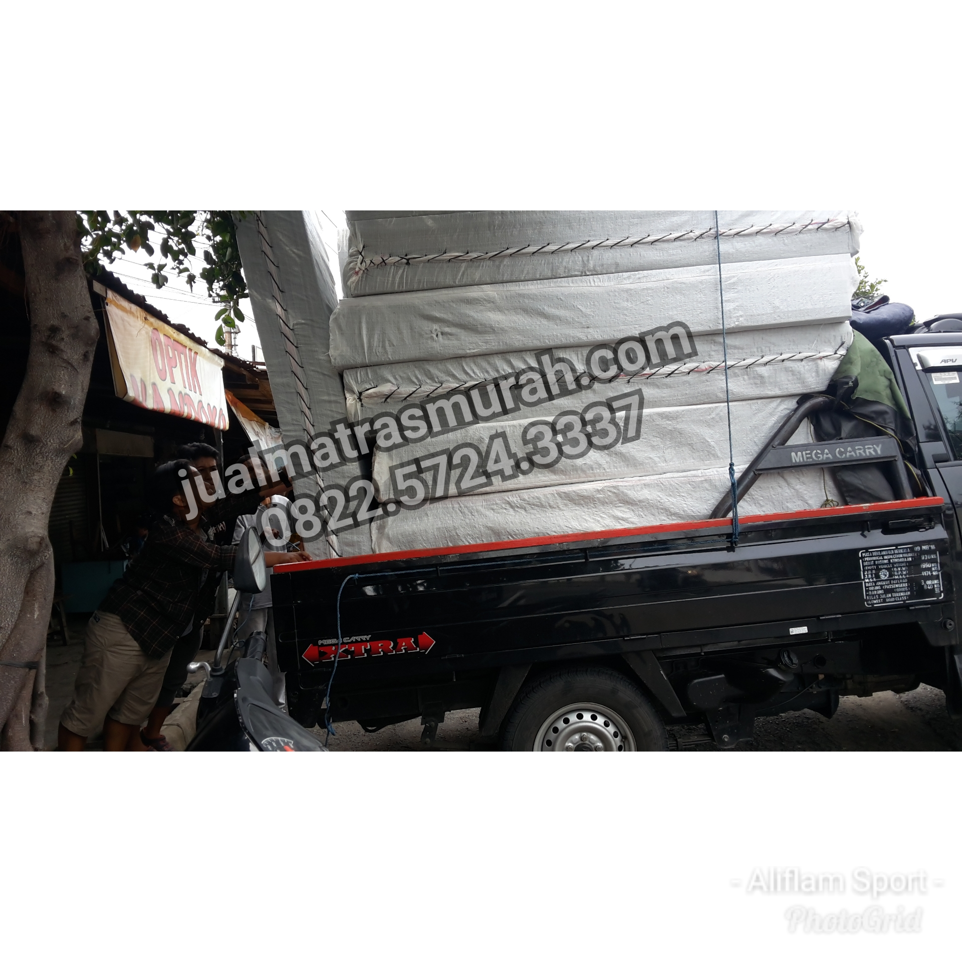 matras senam olahraga - jualmatrasmurah.com
